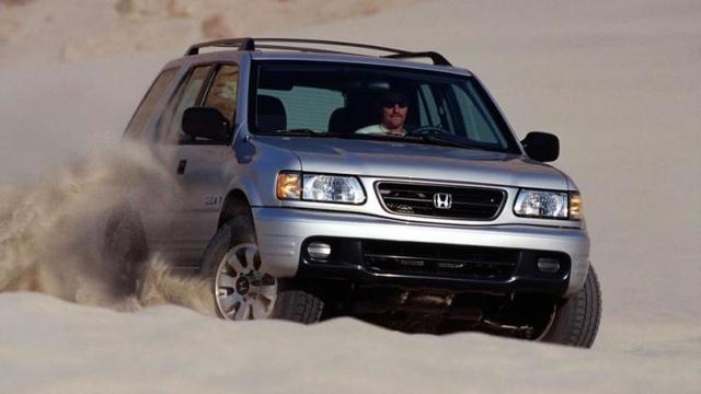 Honda sẽ lại làm mẫu SUV lớn hơn CR-V? - 1