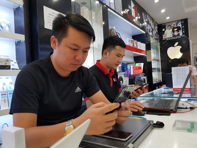 iPhone 7 Plus đang hút khách Việt