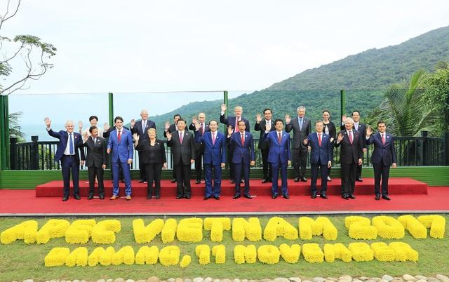 Tuần lễ Cấp cao APEC Việt Nam 2017 diễn ra tại Đà Nẵng