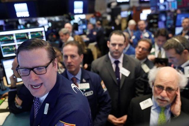 Thị trường chứng khoán Mỹ trải qua những phiên giảm mạnh liên tiếp. (Ảnh: Reuters)