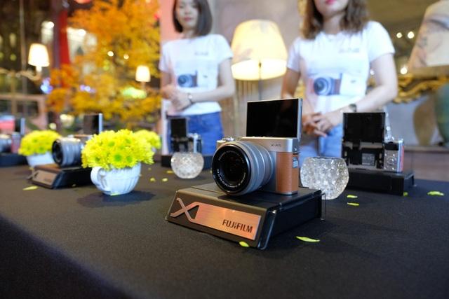 Fujifilm giới thiệu máy ảnh Mirrorless thời trang giá rẻ, nhỏ gọn - 3