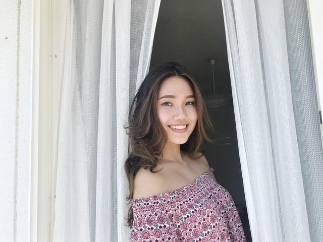 Nguyễn Quỳnh Anh hiện là sinh viên năm 2 ngành Quan hệ quốc tế trường ĐH Quốc tế Tokyo, Nhật Bản.