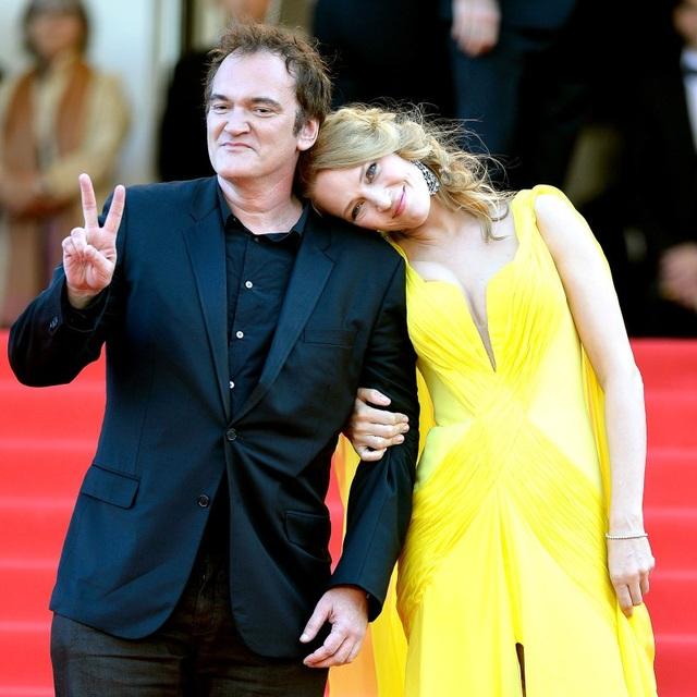 Uma từng là nàng thơ của đạo diễn Queen Tarantino và hợp tác với ông trong hai phần Kill Bill.