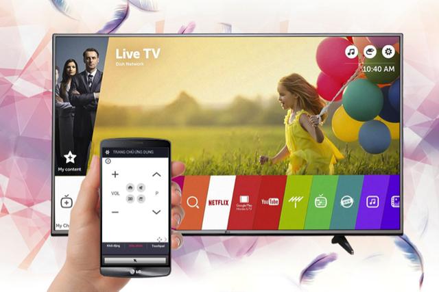 Dòng TV 4K tầm 20 triệu hút khách cuối năm - 3