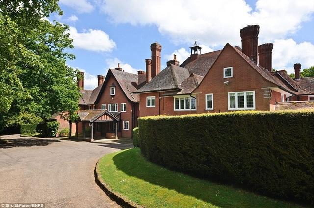 Adele từng ở đây trong 2 năm với giá thuê nhà là 15 nghìn bảng Anh/tháng