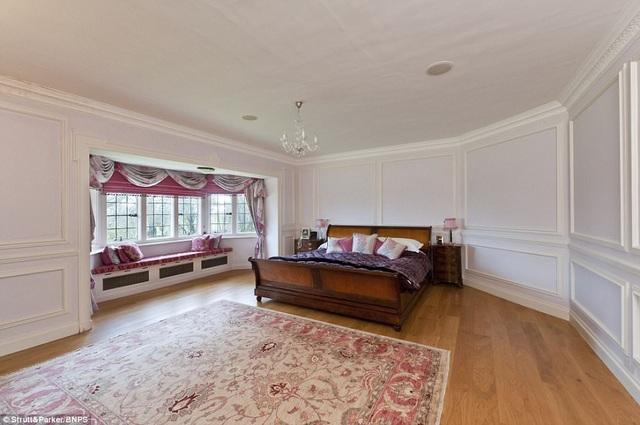 Một phòng ngủ lớn