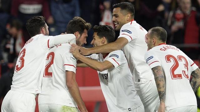 Sevilla hẹn Barcelona ở chung kết Cúp Nhà vua năm nay