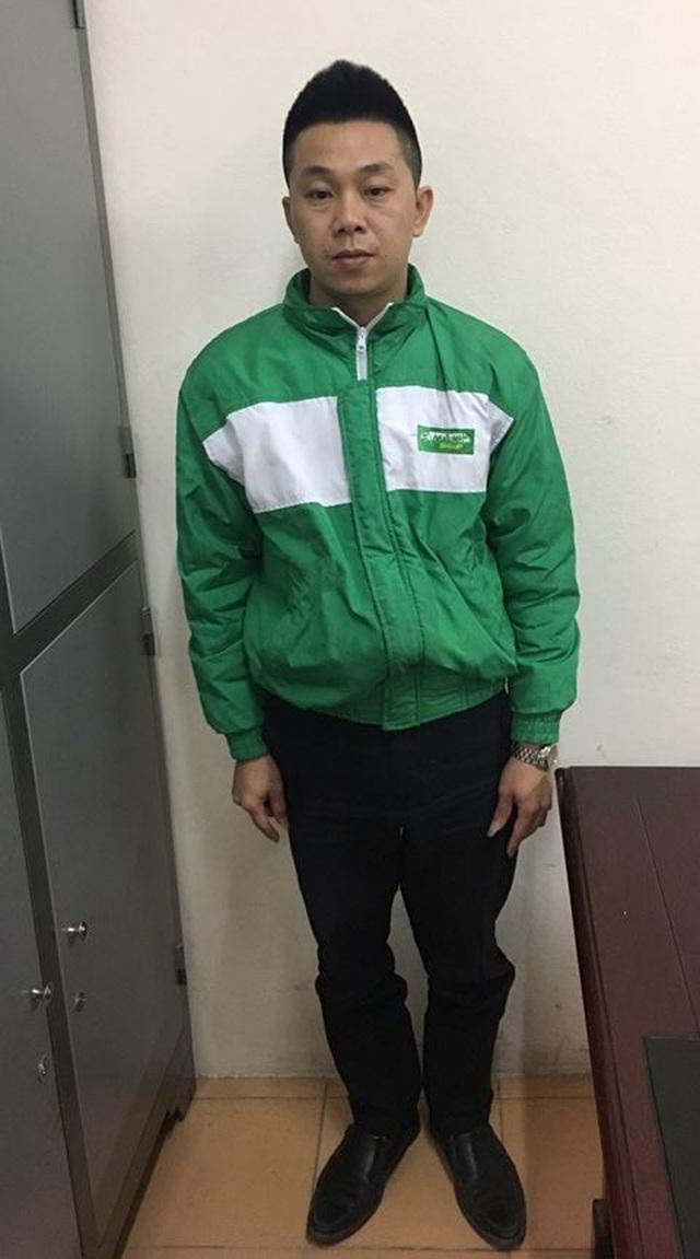 Phạm Huy Đoàn là lái xe của hãng taxi Mai Linh - Thái Nguyên, lái chiếc xe Toyota Vios BKS 20A - 143.63. (Ảnh: Cơ quan công an cung cấp).