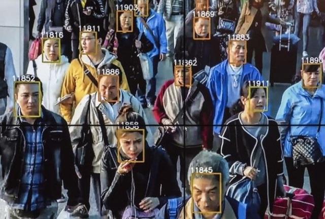 Công nghệ nhận dạng khuôn mặt đã được áp dụng tại ga tàu tại Trung Quốc.