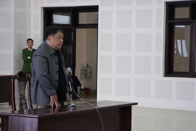 Bị cáo Đào Tấn Cường nói lời sau cùng tại phiên tòa