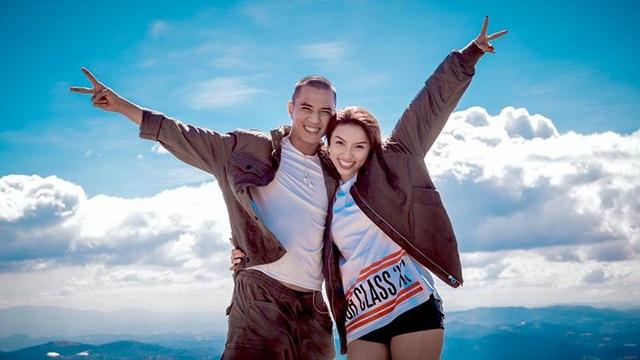 Cặp đôi vũ công nên vợ nên chồng Minh Sơn - Thùy Vân