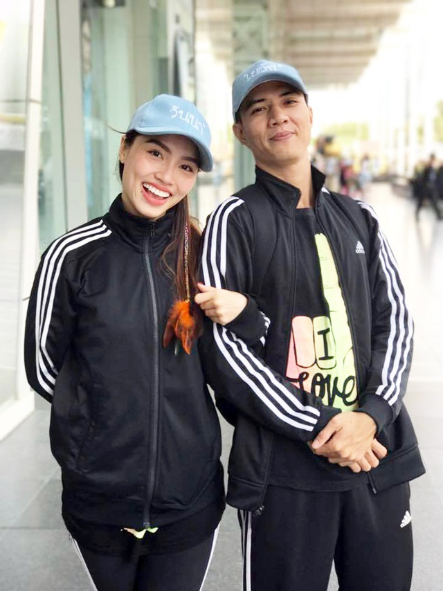 Trong mắt những người đồng nghiệp, cả Minh Sơn và Thùy Vân đều là những dancer tài năng và cá tính.