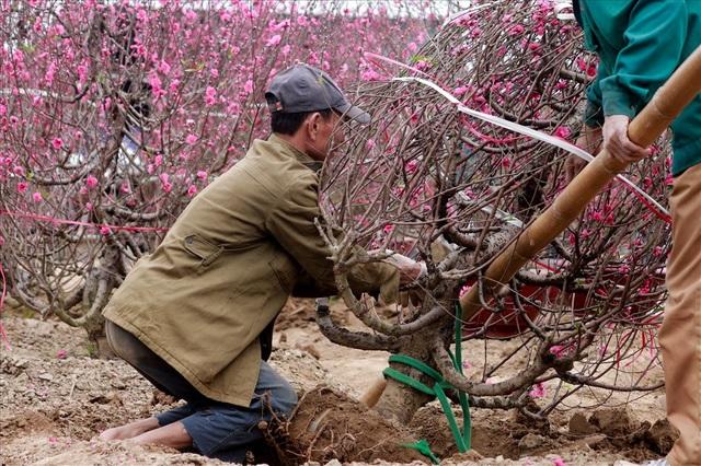Thu nhập của họ trung bình mỗi ngày khoảng hơn 1 triệu đồng, lương tính theo cây làm ra cây nhỏ được 100 nghìn cây to thì được 150 nghìn mỗi ngày làm được hơn 10 cây.