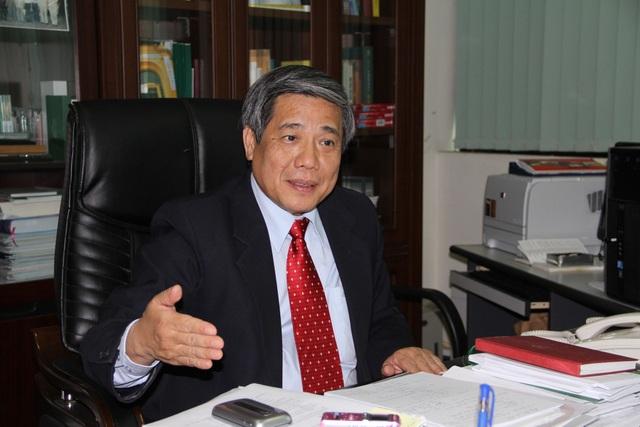 GS.TSKH Vũ Minh Giang