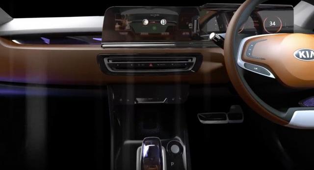 Kia SP Concept chạm ngõ phân khúc SUV cỡ nhỏ - 2