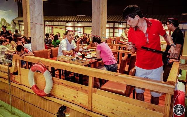 Lao Ngư - Ngư trường - nhà hàng có thiết kế độc đáo nhất Việt Nam - 3