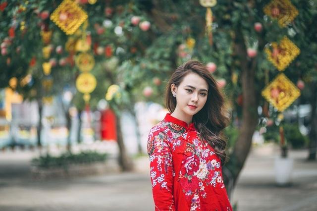 Thiếu nữ sở hữu khuôn mặt xinh đẹp tựa ca sĩ Minh Hằng - 14