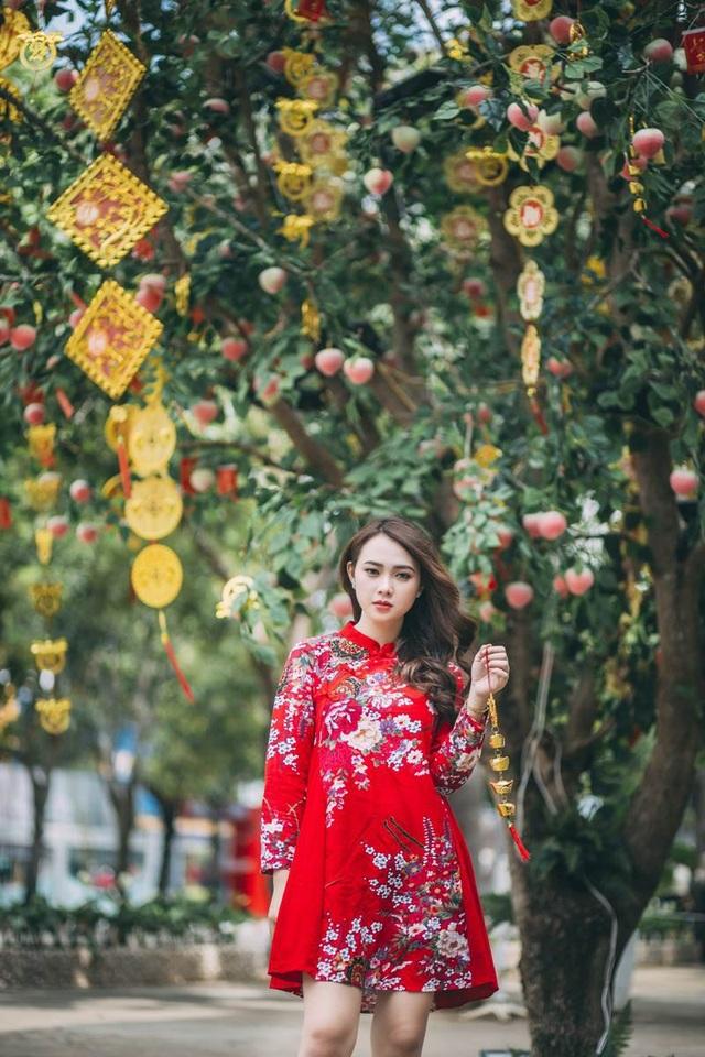 Thiếu nữ sở hữu khuôn mặt xinh đẹp tựa ca sĩ Minh Hằng - 15