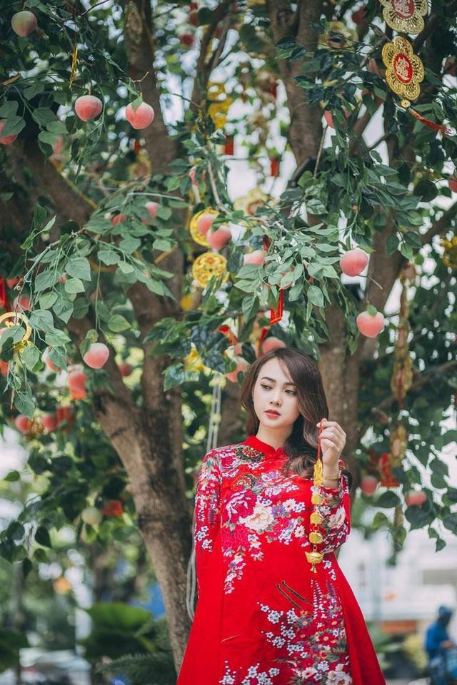 Thiếu nữ sở hữu khuôn mặt xinh đẹp tựa ca sĩ Minh Hằng - 9