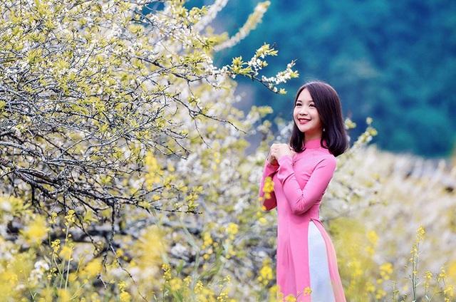 Xuân về đẹp tuyệt giữa rừng hoa mận trắng Mộc Châu - 9