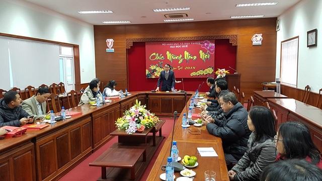 PGS.TS. Nguyễn Quang Linh, Giám đốc Đại học Huế cho biết sẽ có tour về giáo dục thú vị thời gian tới.