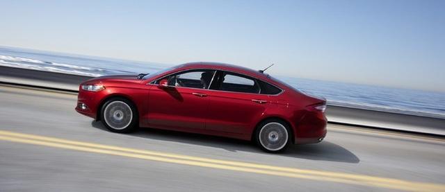 Tương lai nào cho Ford Mondeo? - 1