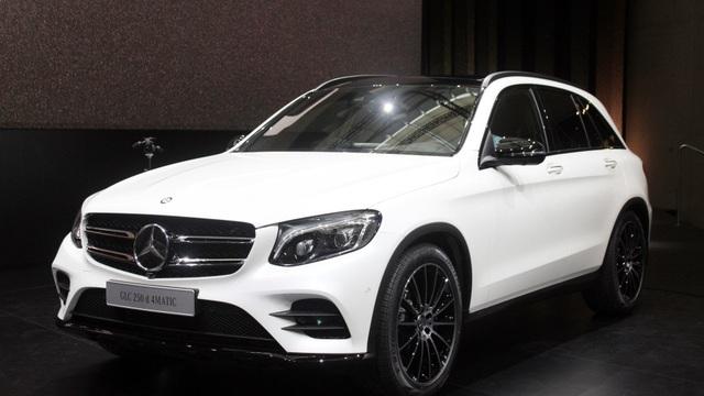 Mercedes-Benz ngừng bán xe động cơ diesel tại Mỹ - 1