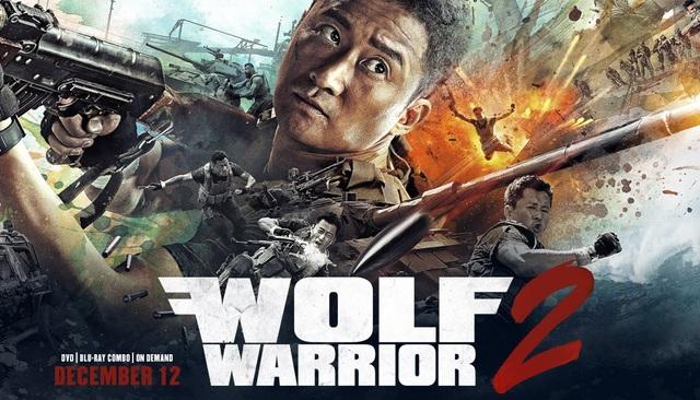 "6. ""Wolf Warrior 2"" (Chiến lang 2) - 870,3 triệu USD"