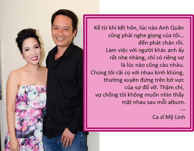 """Xem thêm: Mỹ Linh chia sẻ về hôn nhân từng """"đứng trên bờ vực đổ vỡ"""""""