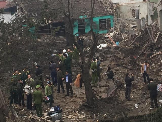 Hiện trường đổ nát của vụ nổ kinh hoàng ở Bắc Ninh - 2