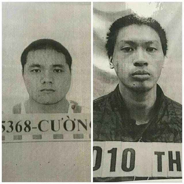 Công an Quảng Ninh đã bắt đươc 2 can phạm bỏ trốn trong khi được đi chữa bệnh tại bệnh viện Đa khoa