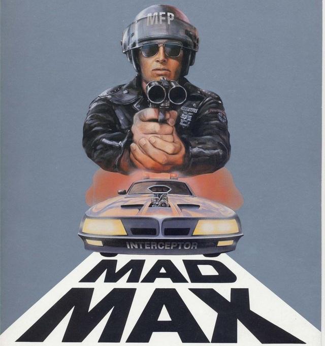 3. Mad Max (Max điên - 1979)