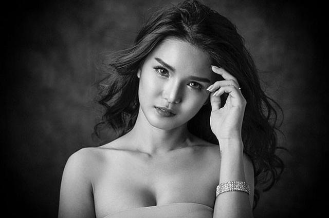 Người đẹp Suki Low của Malaysia.