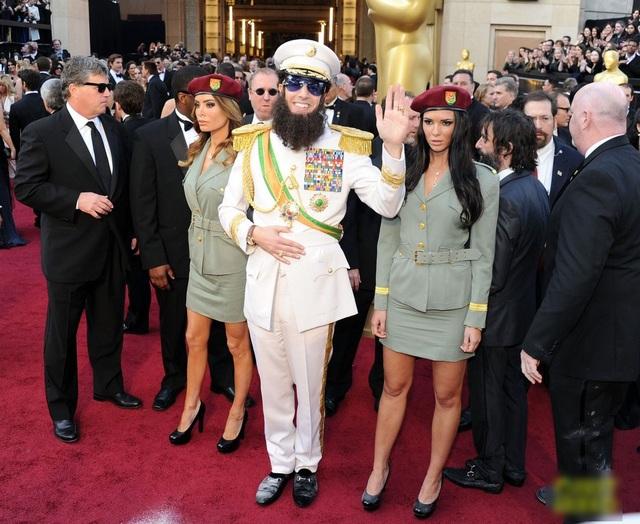 Nghệ sĩ bị cấm dự giải Oscar vì trò lố