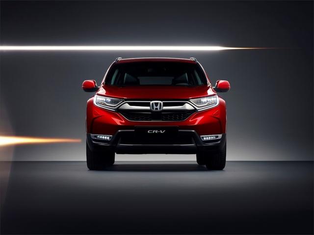 Phiên bản hybrid - Điểm nhấn của Honda CR-V thế hệ mới ở châu Âu - 2