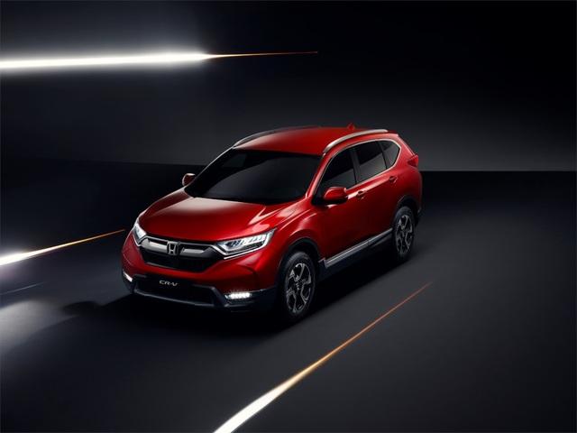 Phiên bản hybrid - Điểm nhấn của Honda CR-V thế hệ mới ở châu Âu - 3