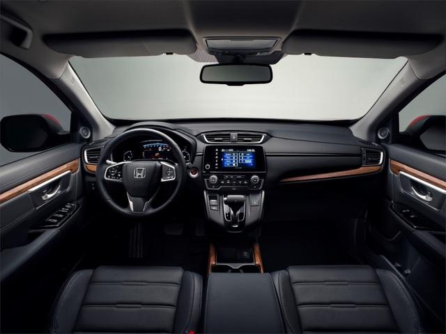 Phiên bản hybrid - Điểm nhấn của Honda CR-V thế hệ mới ở châu Âu - 4