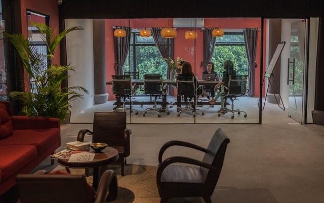 Một góc Toong tại Tô Ngọc Vân, Hà Nội