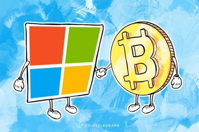 Microsoft vẫn đang cho phép thanh toán bằng Bitcoin trên hệ thống của mình.