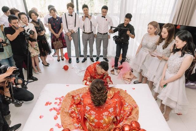 Đám cưới hơn 10 tỷ đồng của cặp đôi 9x Đài Loan tại Đà Nẵng - 8