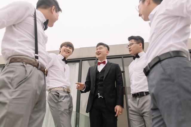 Đám cưới hơn 10 tỷ đồng của cặp đôi 9x Đài Loan tại Đà Nẵng - 20