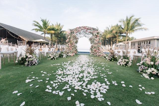 Đám cưới hơn 10 tỷ đồng của cặp đôi 9x Đài Loan tại Đà Nẵng - 15
