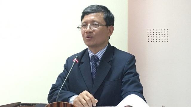 Ông Đặng Đình Luyến - Phó Chủ nhiệm UB Pháp luật của Quốc hội