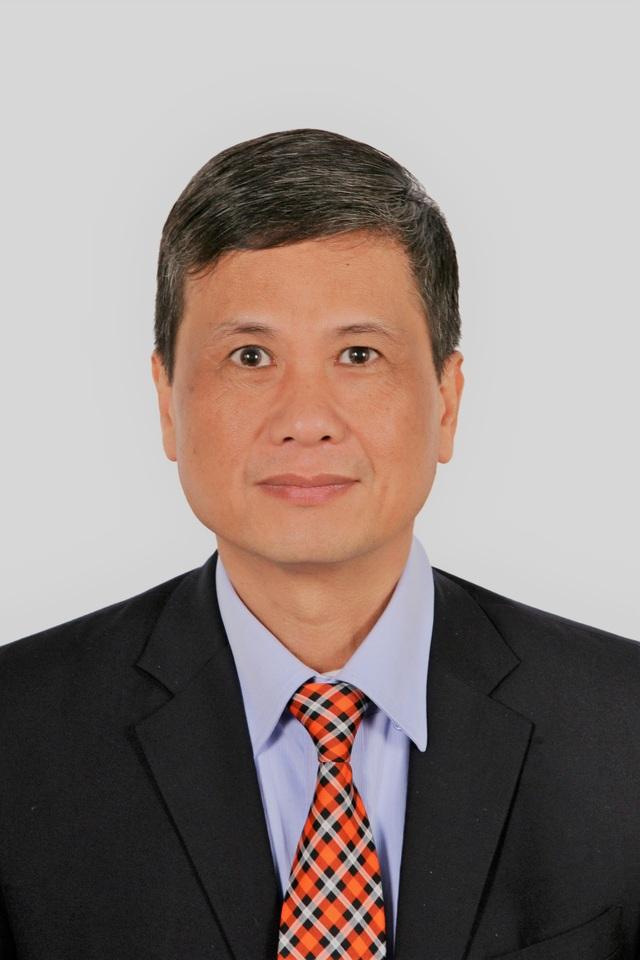 PGS.TS Phan Quang Thế, nguyên Hiệu trưởng trường ĐH Kỹ thuật công nghiệp Thái Nguyên