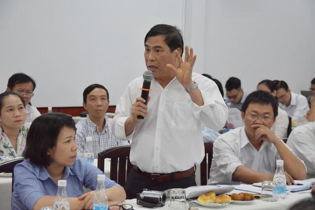 Ông Trần Thanh Hồng cho rằng dự thảo đề án không cẩn thận, tính toán phù hợp sẽ tạo thêm gánh nặng cho doanh nghiệp