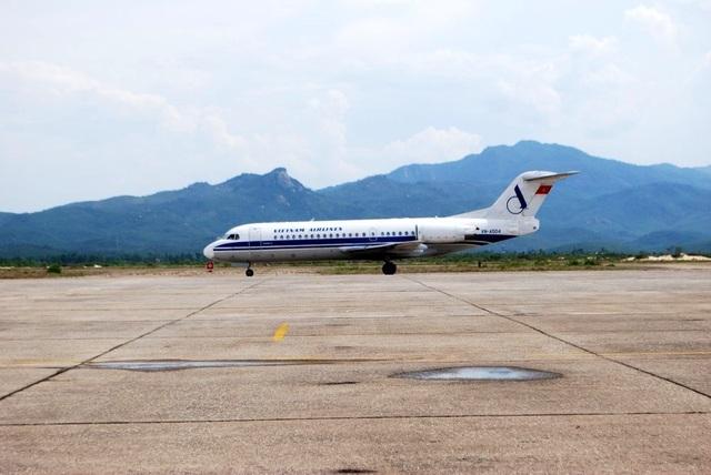 Sân bay Chu Lai đang được quy hoạch chi tiết để mở rộng
