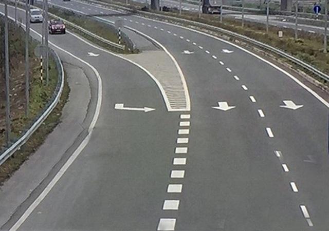 Hãy tập trung ngay từ khi bắt đầu nhập đường cao tốc