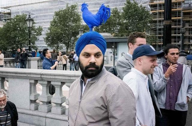 Chiếc mũ độc đáo nhất năm.
