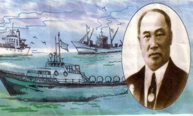 """Ông Bạch Thái Bưởi được mệnh danh là """"Vua sông biển Đông Dương"""". Ảnh: Tư liệu"""