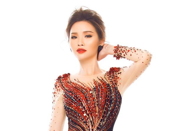 """Á hậu """"siêu vòng 3"""" Thanh Trang đáp trả khi bị chỉ trích """"không đủ năng lực làm giám khảo"""" - 4"""